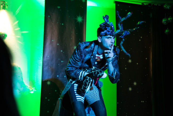 Der kleine Prinz (Theater am Ehrenbreitstein) Rolle: Schlange