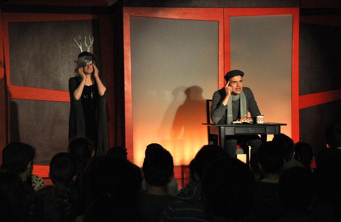 Die abenteuerliche Reise von Prinzessin Rosalinde (Opernwerkstatt am Rhein) Rolle: Fridolin Weber