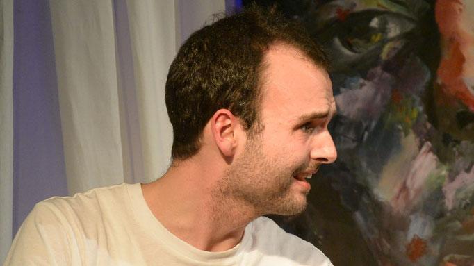 Mein Nachbar der Flüchtling (Theater am Ehrenbreitstein)  Rolle: Bassem