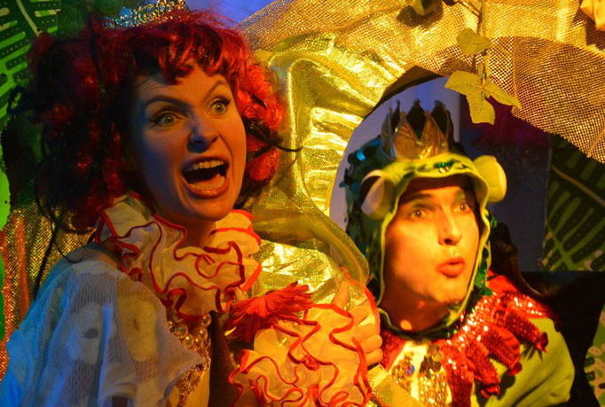 Der Froschkönig und Frau Holle (Theater am Ehrenbreitstein) Rolle: Frosch