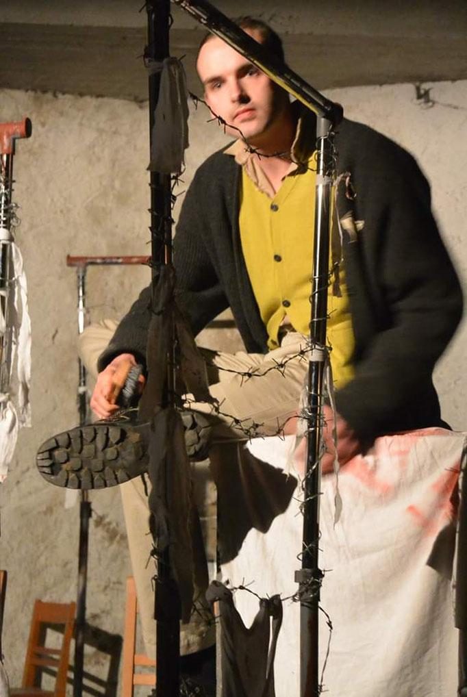 Anne Frank - Ich habe sie geliebt (Theater am Ehrenbreitstein) Rolle: Peter van Pels
