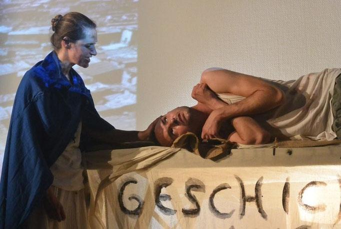 Teresa - Geschichten aus Kalkutta (Theater am Ehrenbreitstein) Rolle: Kiran