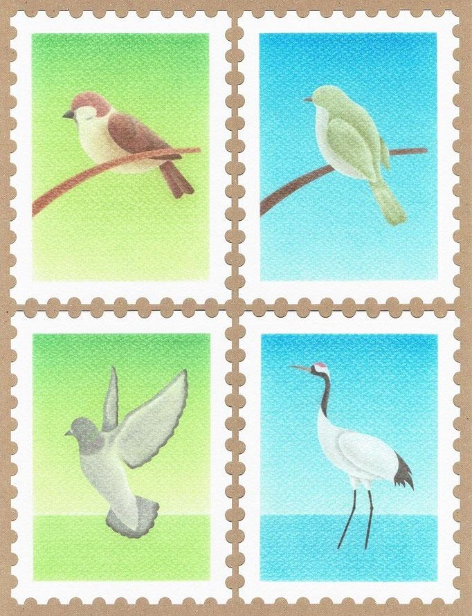 切手No.3