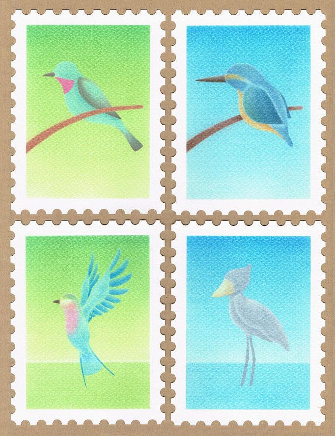 切手No.2