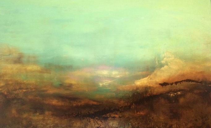 Acryl auf Leinwand  ·  70 x 130 cm