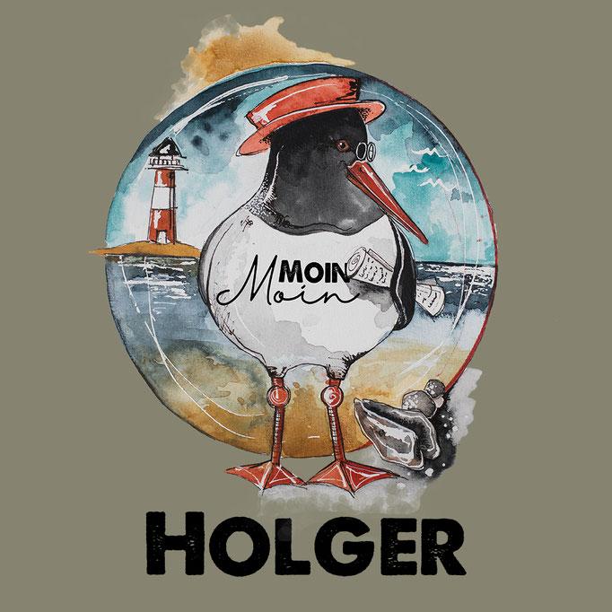 Aquarellmotiv_austernfischer_holger_hahn_ueber_bord