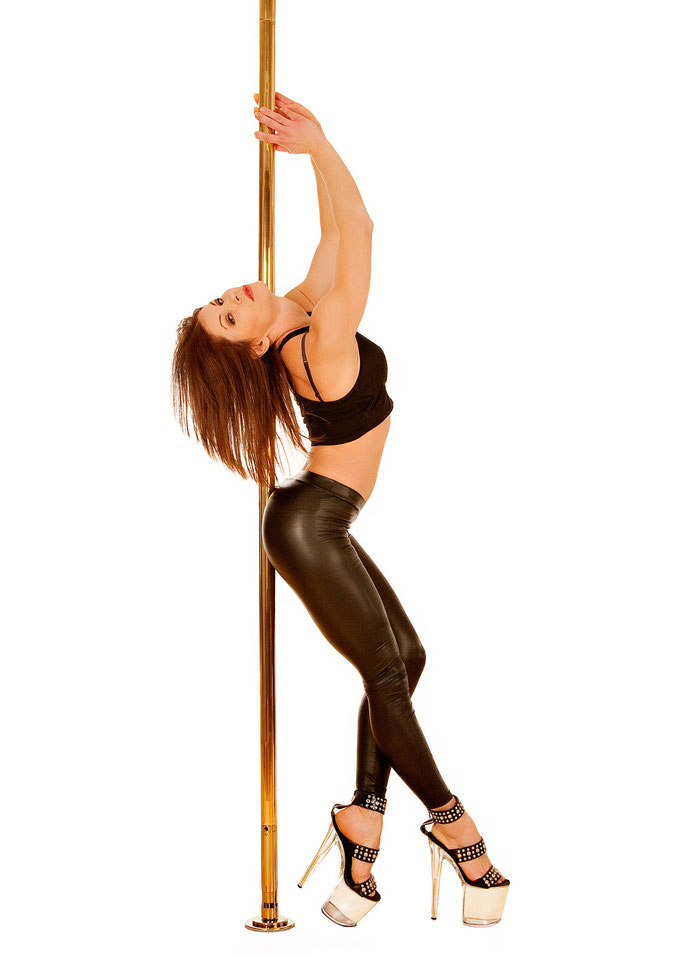 Polepoint - Zuzana Wiedemann - Beginners Pole Poses