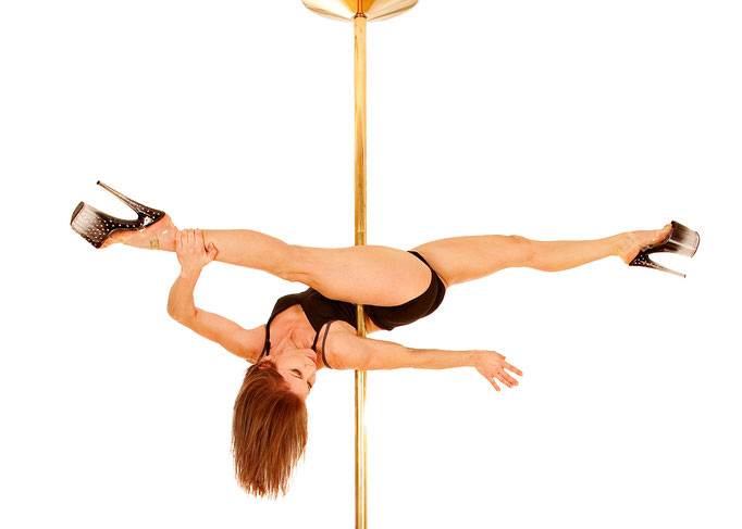Polepoint - Zuzana Wiedemann - Advanced Moves