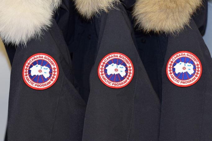 Parka von Canada Goose und Woolrich gehören zu den Klassikern