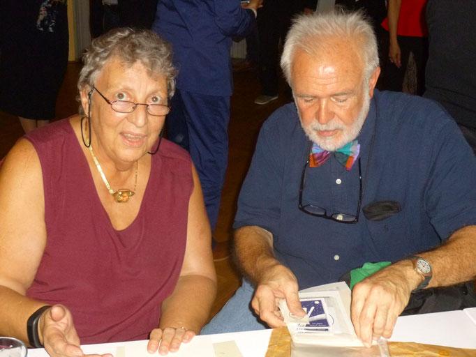 Brigitte Esche und James P. Keenan