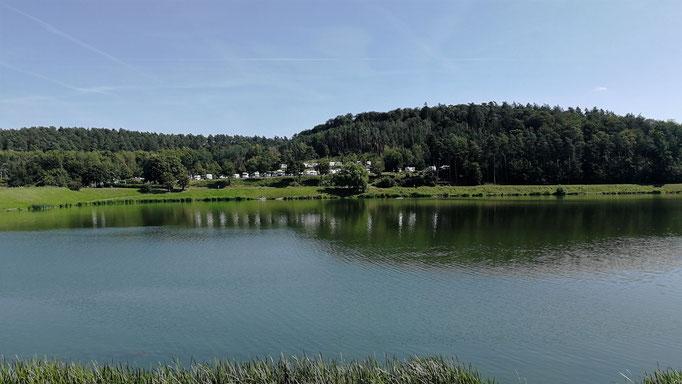 Impressionen rund um den See