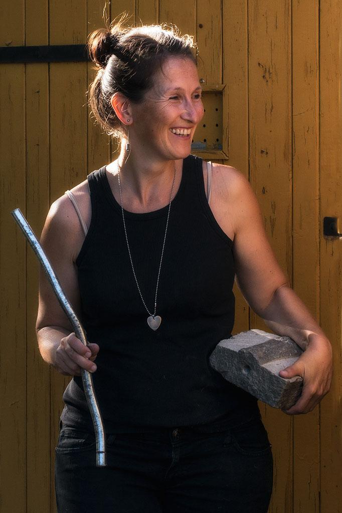 Kristina Kanaan, artist