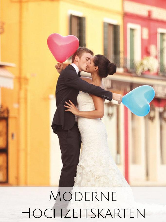 Luxuriöse Hochzeitseinladung