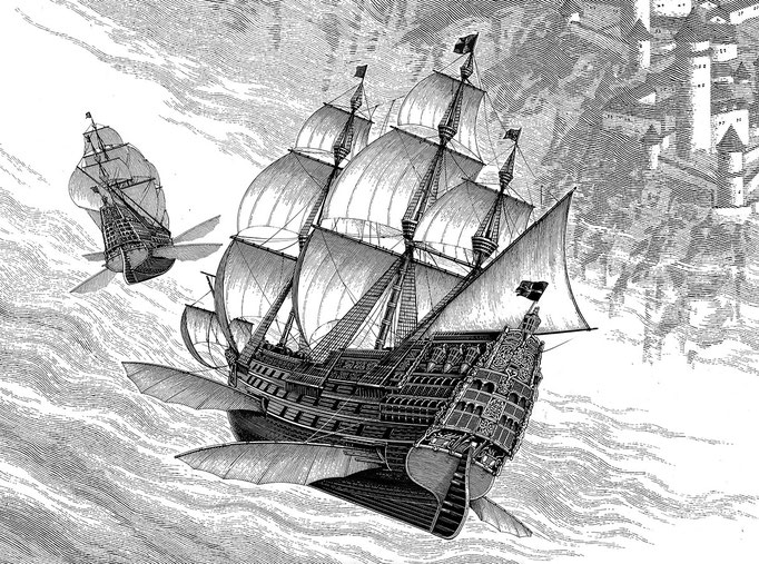 風子力帆船