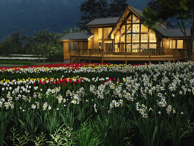 春の原ハウス