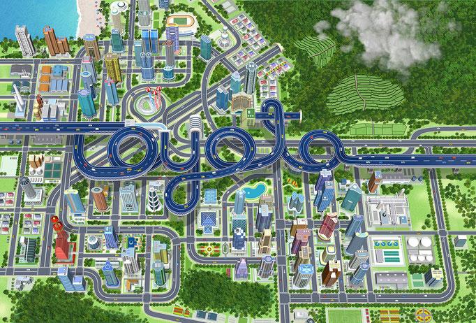 トヨタの街