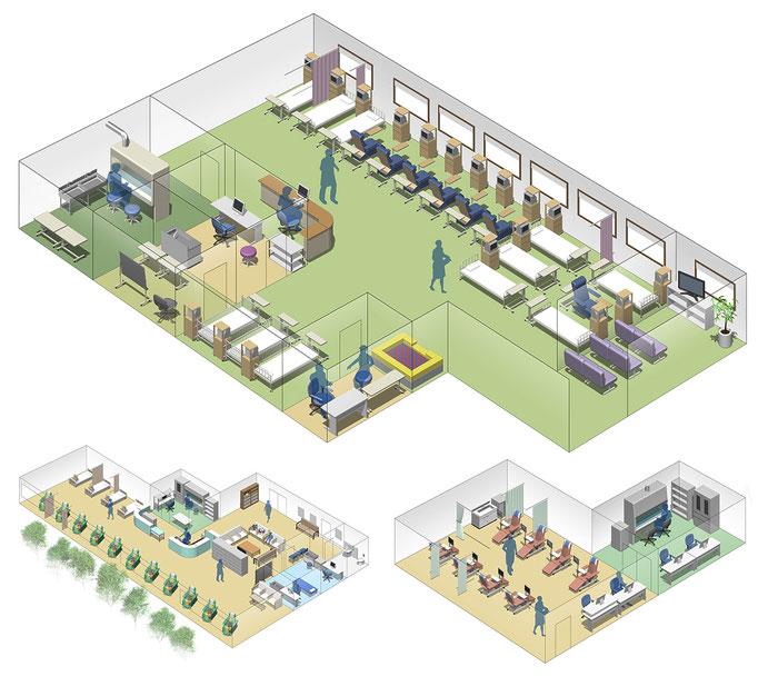化学療法室