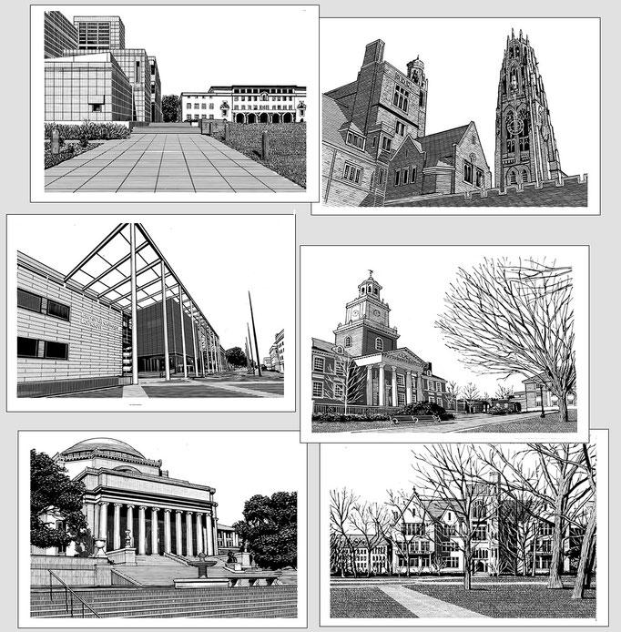 世界の有名大学
