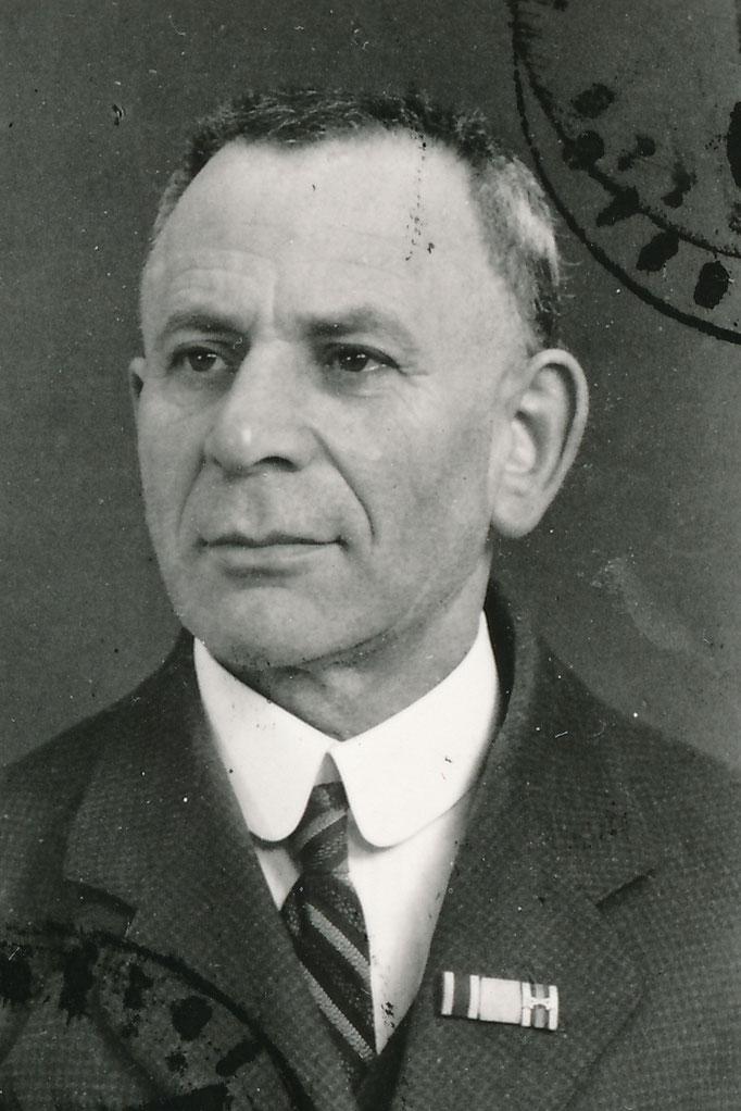 Kleeberg Isidor
