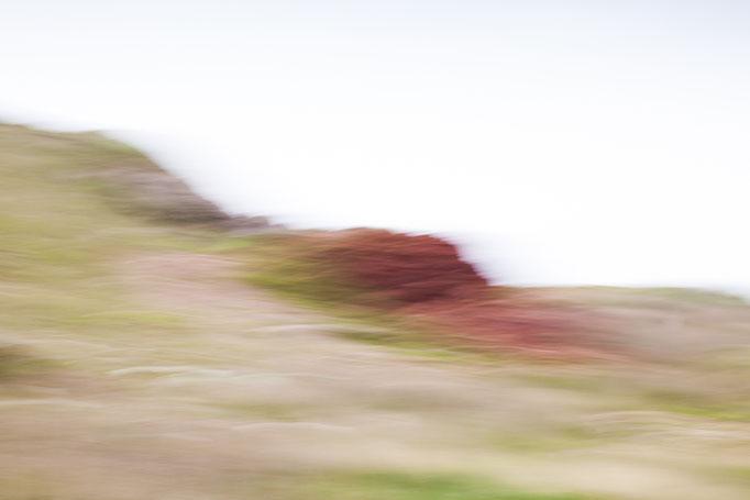 """""""Roter Fels I""""  aus der Serie """"Schein und Sein"""""""