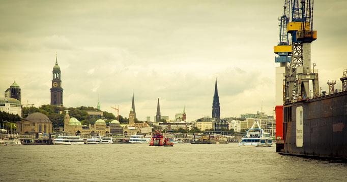Hamburger Hafen _ Bild 12