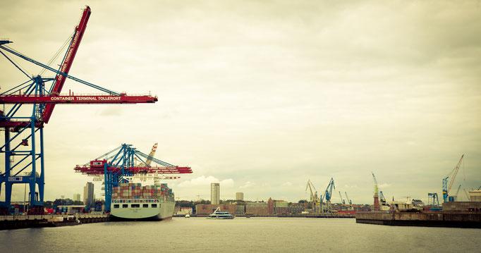 Hamburger Hafen _ Bild 4