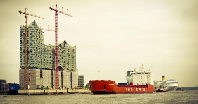 Hamburger Hafen _ Bild 5