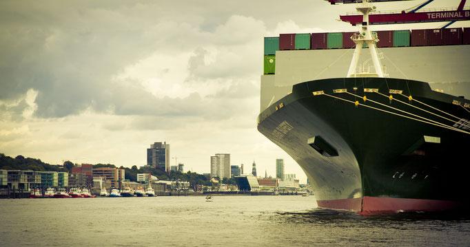 Hamburger Hafen _ Bild 1