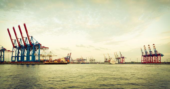 Hamburger Hafen _ Bild 3