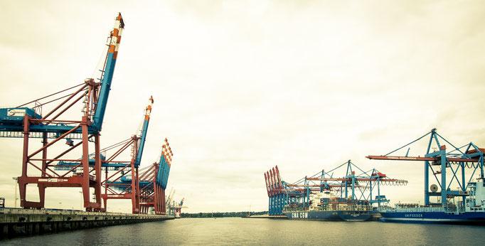 Hamburger Hafen _ Bild 13