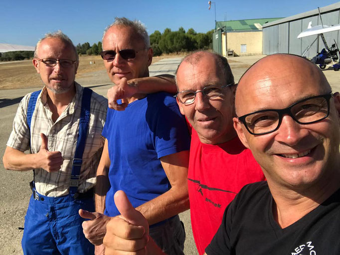 skycruiser bautek pico l spain spanien flugreise adventure abenteuer trike ultralight fun fly flying fliegen motordrachen holidays urlaub ultraleicht ul