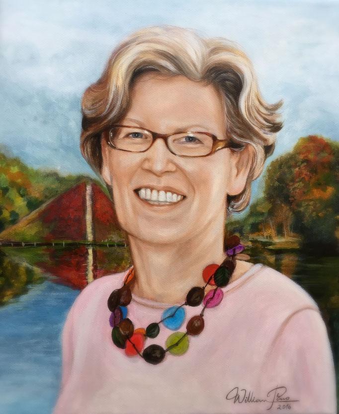 Portrait, 2016