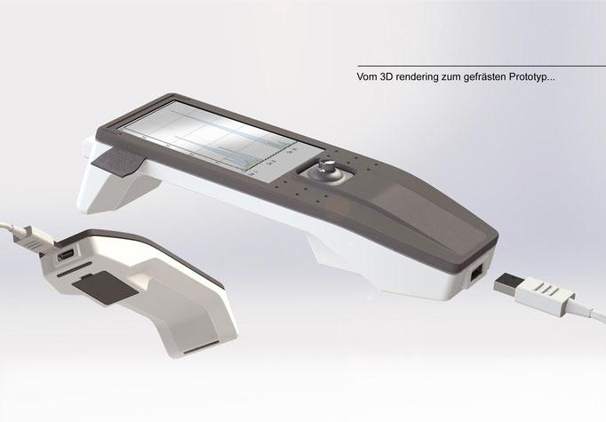 Modell Messgerät M.1:1 Für andreas-frei-design, Studio für Produktdesign