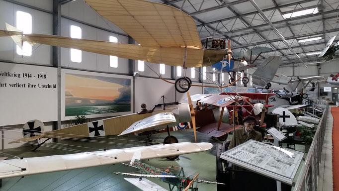 Luftfahrtmuseum Hannover-Laatzen © Andreas U.
