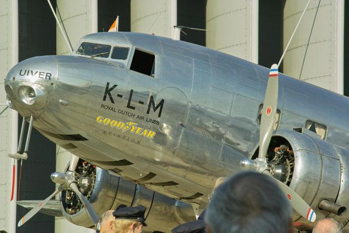 Douglas DC-2, Baujahr 1934 © Andreas U.