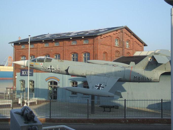 Deutsches Marinemuseum Wilhelmshaven © Andreas U.
