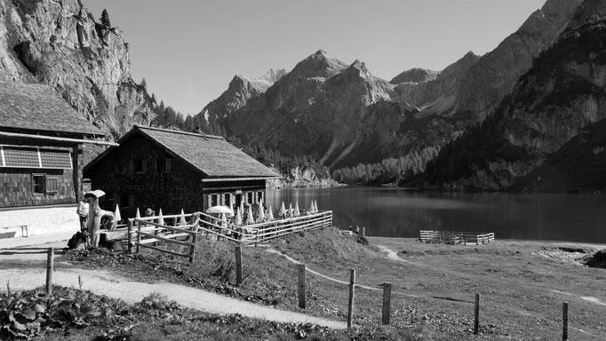 am Tappenkarsee, Österreich