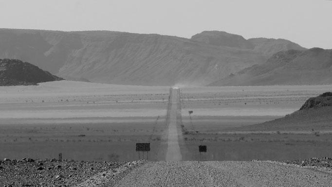 endlose Weite, Namibia