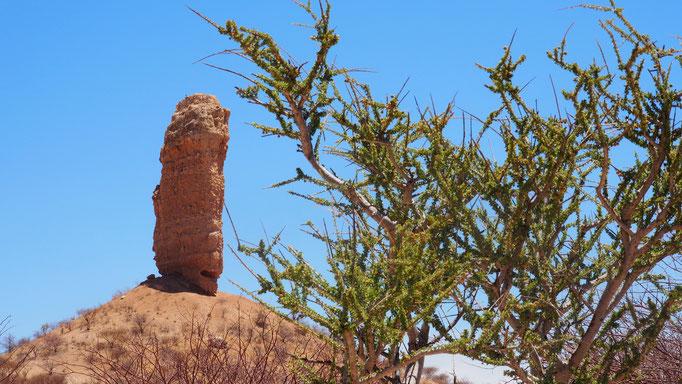 Namibia, Vingerklip