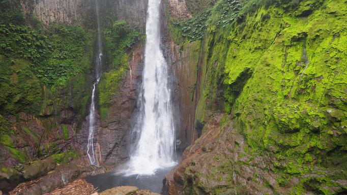 Costa Rica, Catarata del Toro