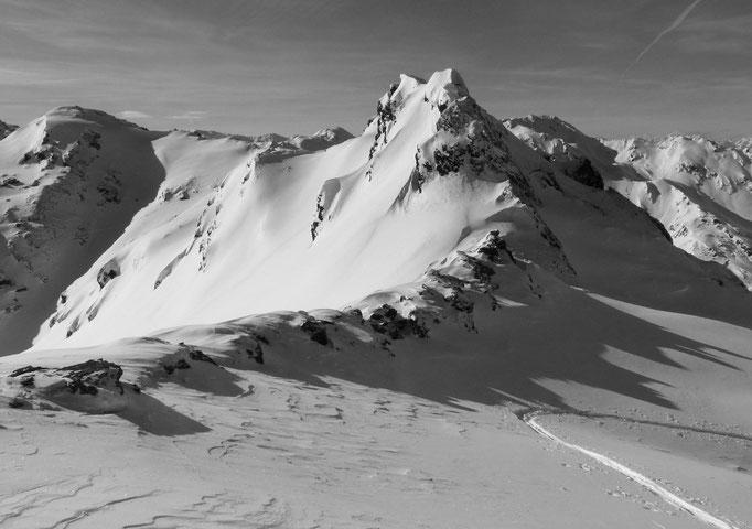 in den Kitzbühler Alpen