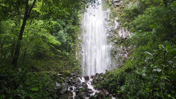 Costa Rica, Cascata La Fortuna