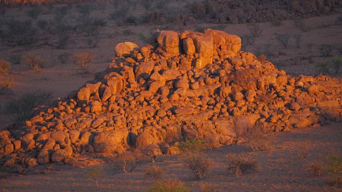 Namibia, Madisa
