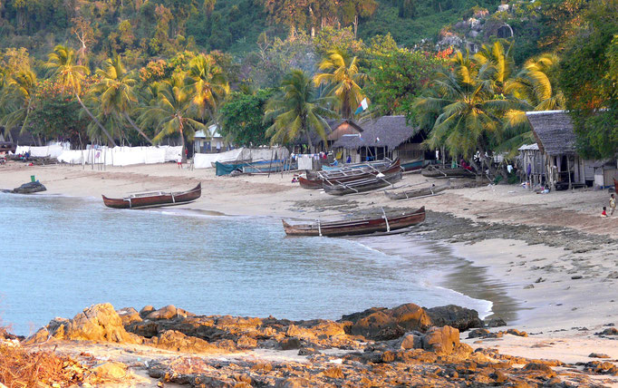 Madagaskar, Nosy Komba