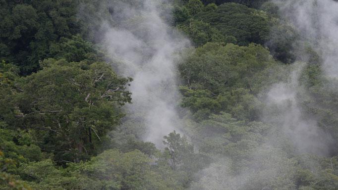 Costa Rica, Parque Nacional Rincon de la Vieja