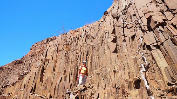Namibia, Organpipes