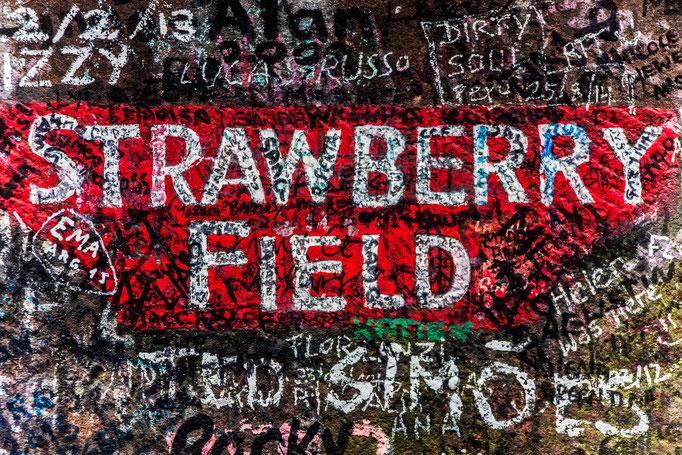 Strawberry Field, Woolton, Liverpool