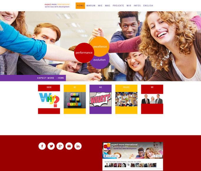 www.expectmoreinternational.com