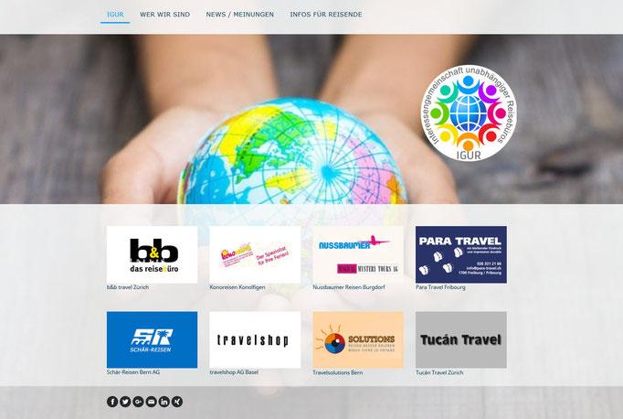 IGUR Interessengemeinschaft unabhängiger Reisebüros