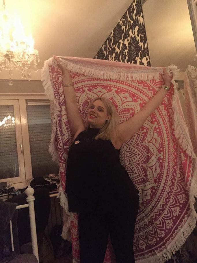 Tessa verjaarddagcadeau Roundie